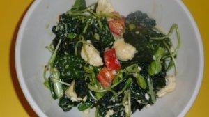Wakame Kale Salad