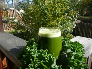 Green Juice Goodness