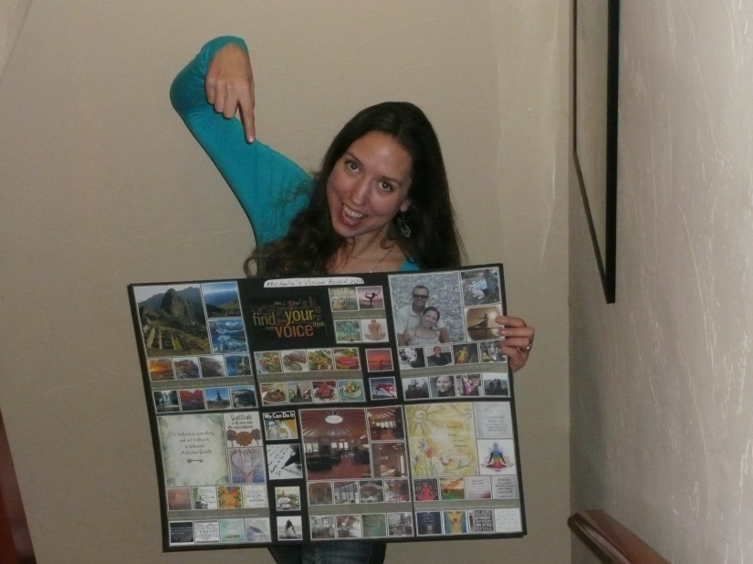 Michelle's Inspiration Board