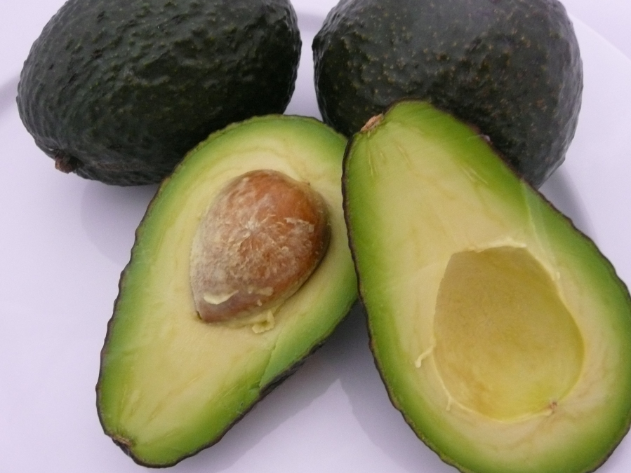Raw Avocados